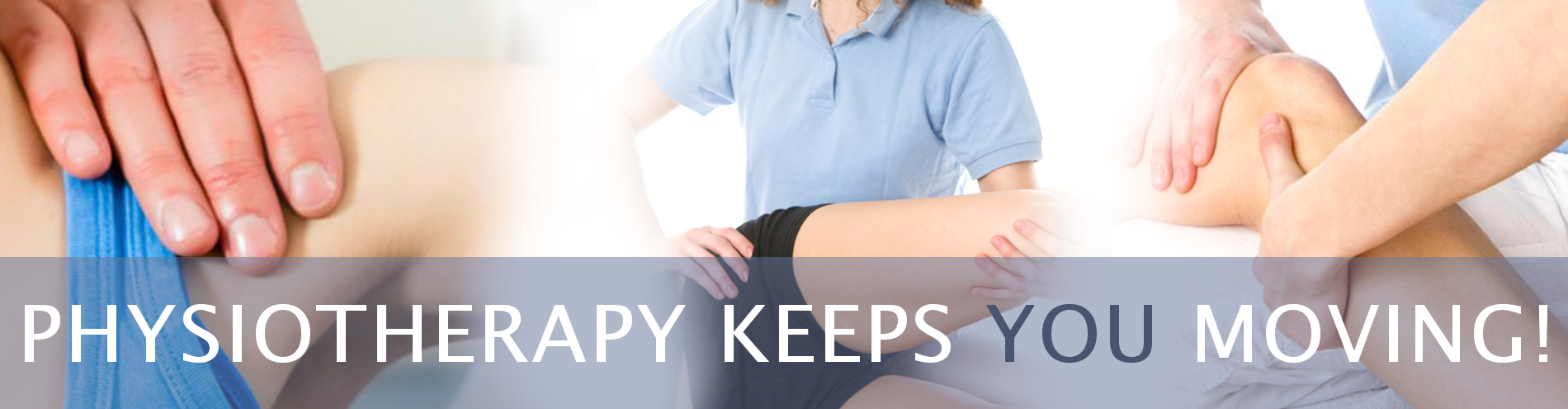 SHAPE Physiotherapy Keeps You MOVING!